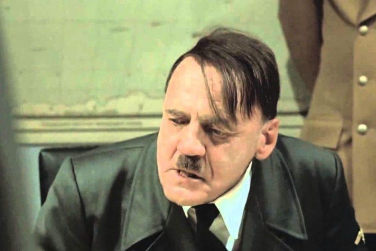 """… o por aquello llamado """"lo políticamente incorrecto"""", muchos han parodiado la figura del dictador. Foto:vía Constantin Film. Imagen Por:"""