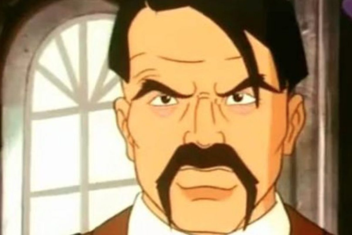"Así aparece en ""Capitán Planeta"". Foto:vía Fox Kids. Imagen Por:"