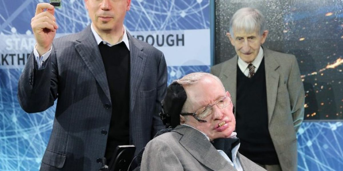 Stephen Hawking anuncia un viaje a Alfa Centauri a bordo de un chip