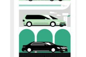 La idea de Uber nació en París, Francia. Foto:Uber. Imagen Por:
