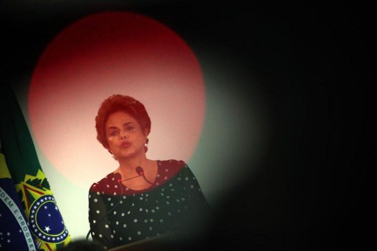 Dilma Rousseff. Foto:Efe. Imagen Por: