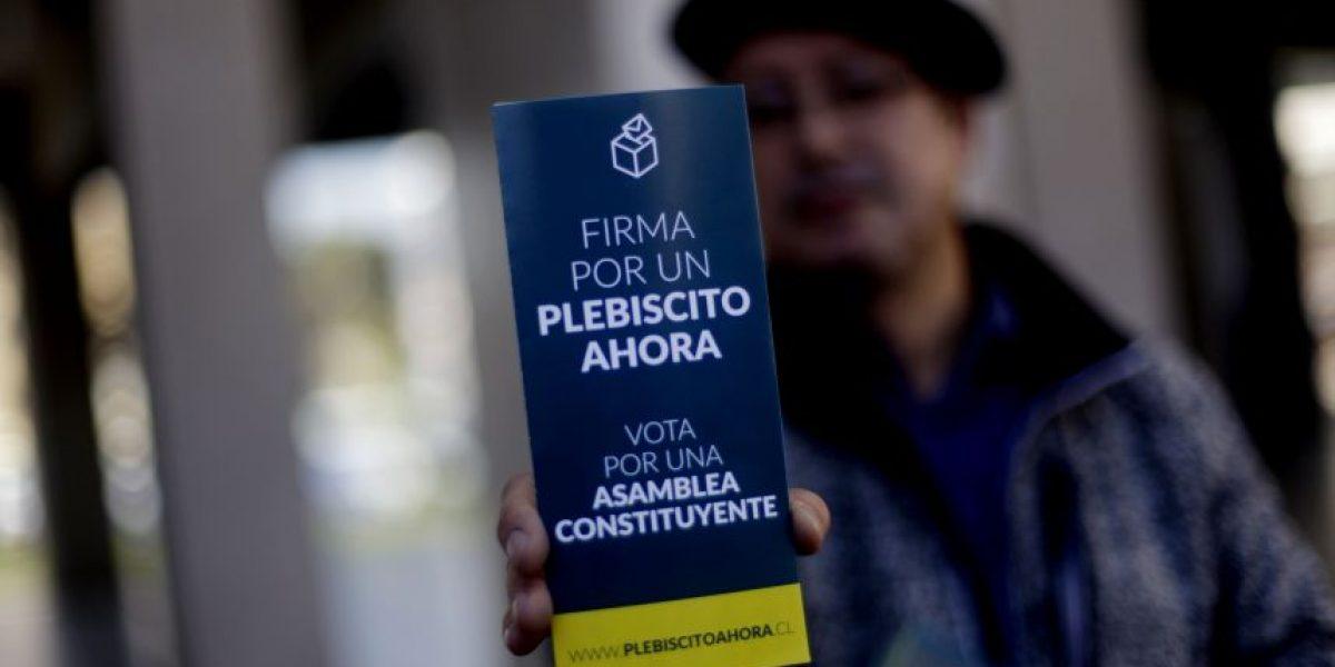 Proceso Constituyente: senador Espina pide al Gobierno que entregue la nómina de facilitadores