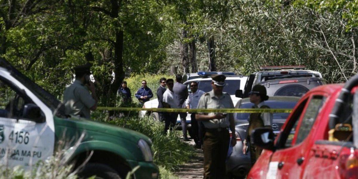 Concepción: PDI confirmó identidad de cadáver de embarazada y detuvo a presunto autor del crimen