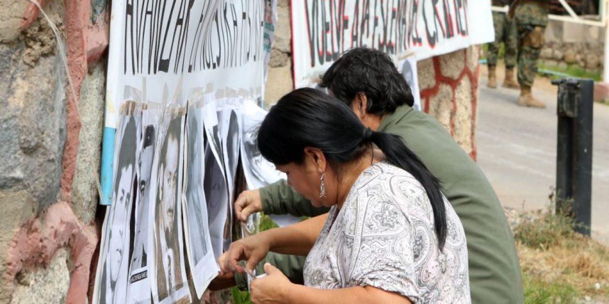 Juan Emilio Cheyre participa en reconstitución de escena por caso Caravana de la Muerte