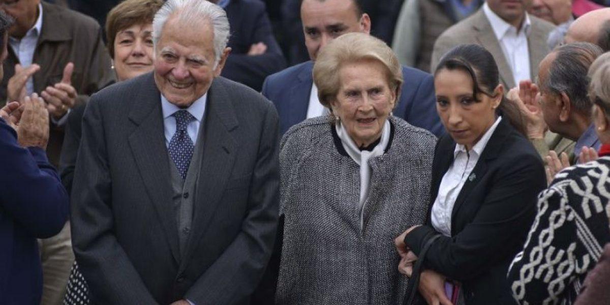 Hija revela que ex presidente Aylwin se encuentra estable y con mejoría en su estado de salud