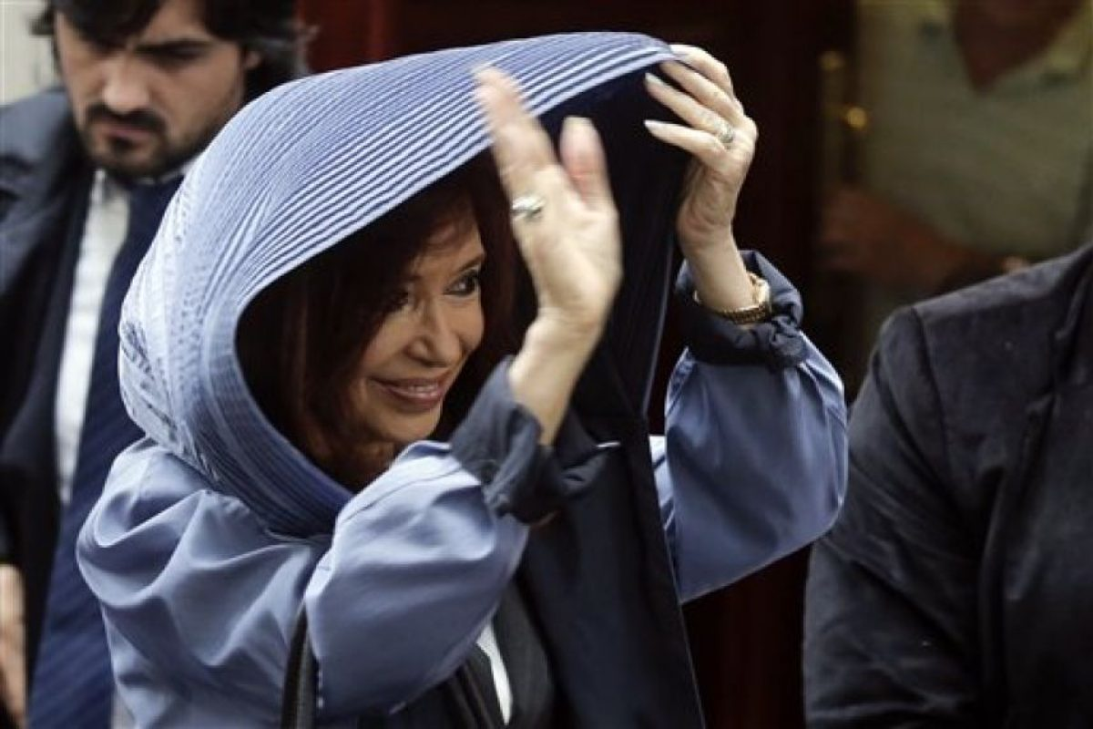 Cristina Fernández de Kirchner Foto:AP. Imagen Por: