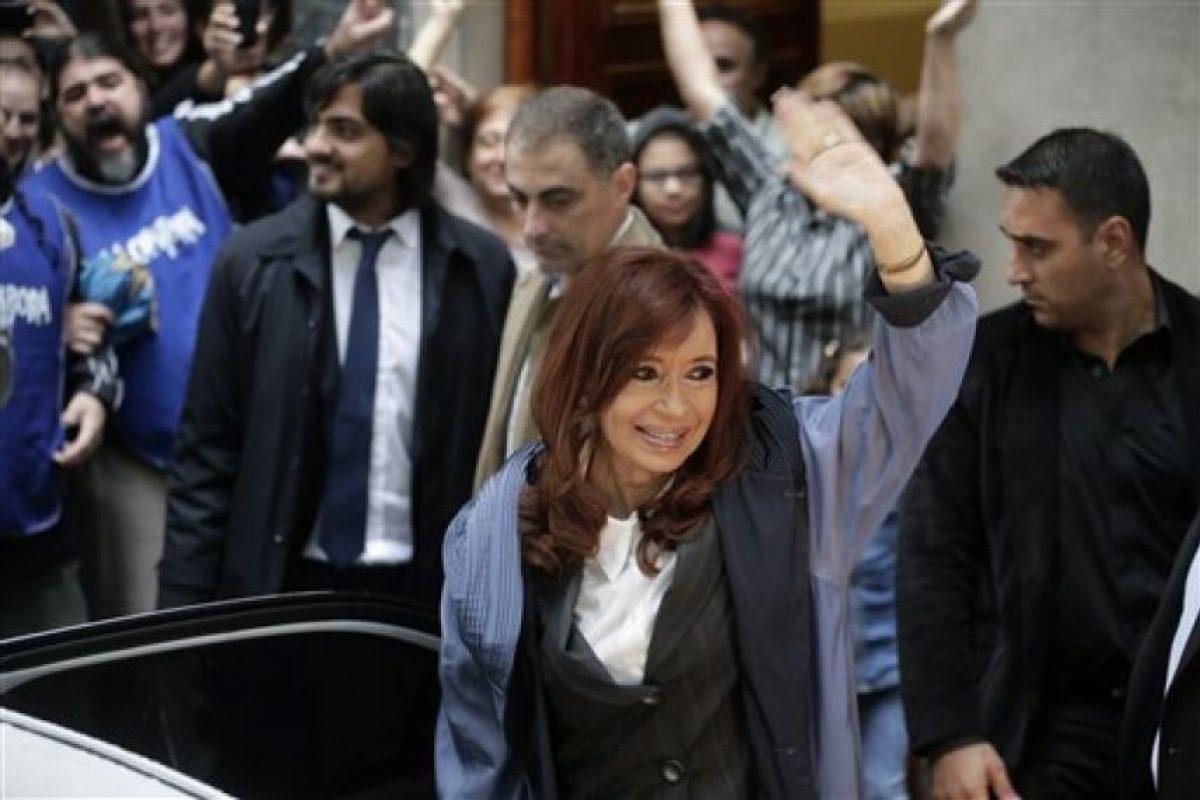 Mediante un discurso se defendió de las acusaciones en su contra. Foto:AP. Imagen Por: