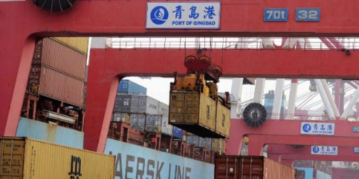 Las exportaciones chinas vuelven a crecer tras ocho meses de caída