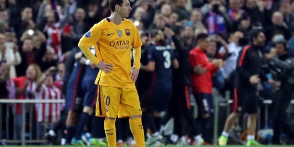 Maldición de los 500: Messi igualó su peor sequía en seis años con la camiseta de Barcelona