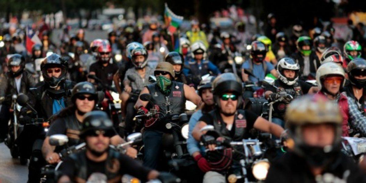 Estas son las cifras del mercado de las motocicletas en Chile
