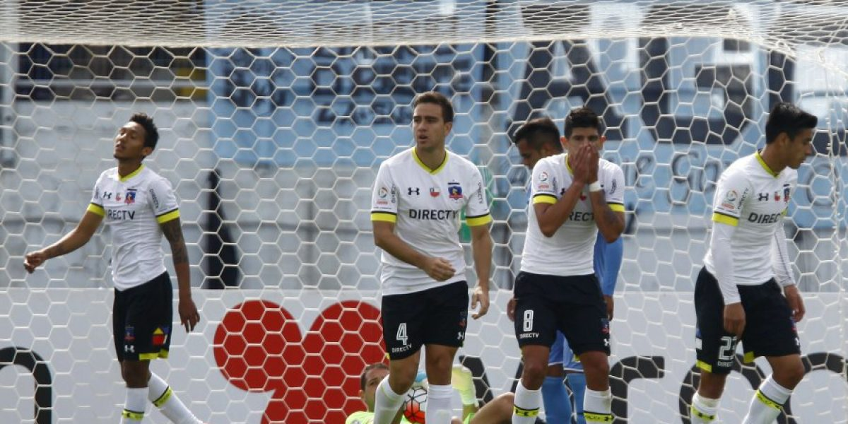Esteban Pavez fue sancionado con dos fechas tras ser expulsión ante O
