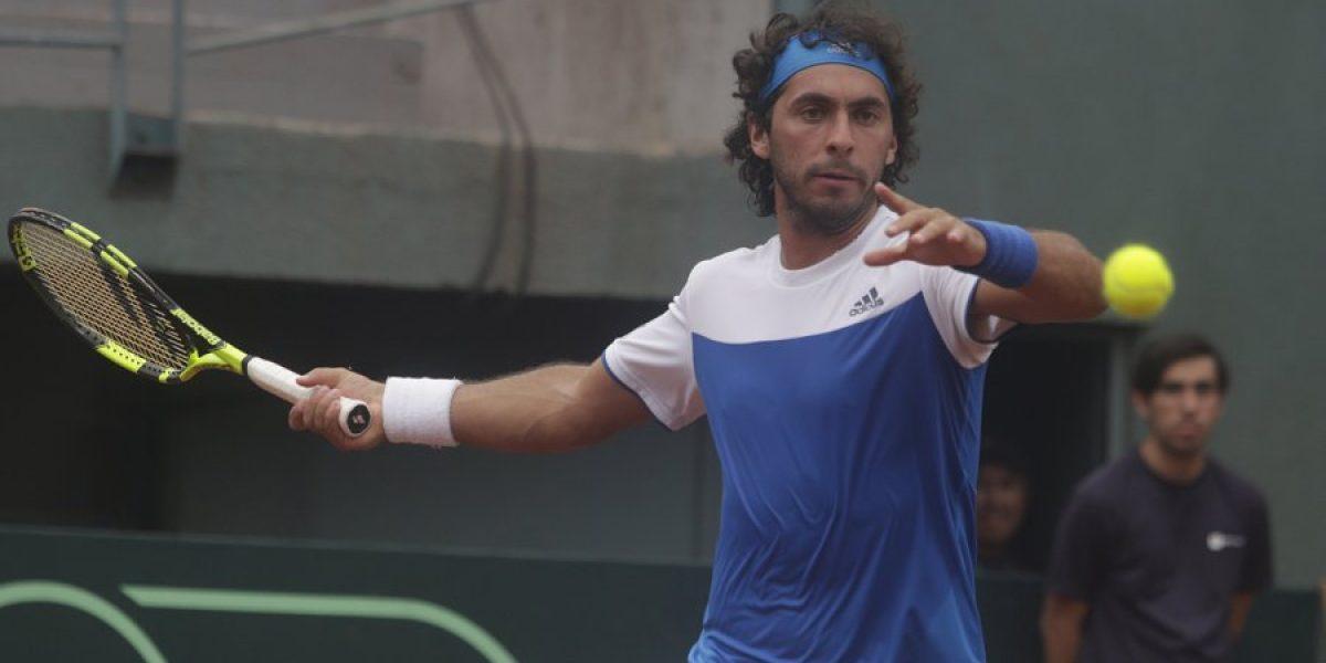 Federación de Tenis elige a Iquique como sede de la Davis para enfrentar a Colombia