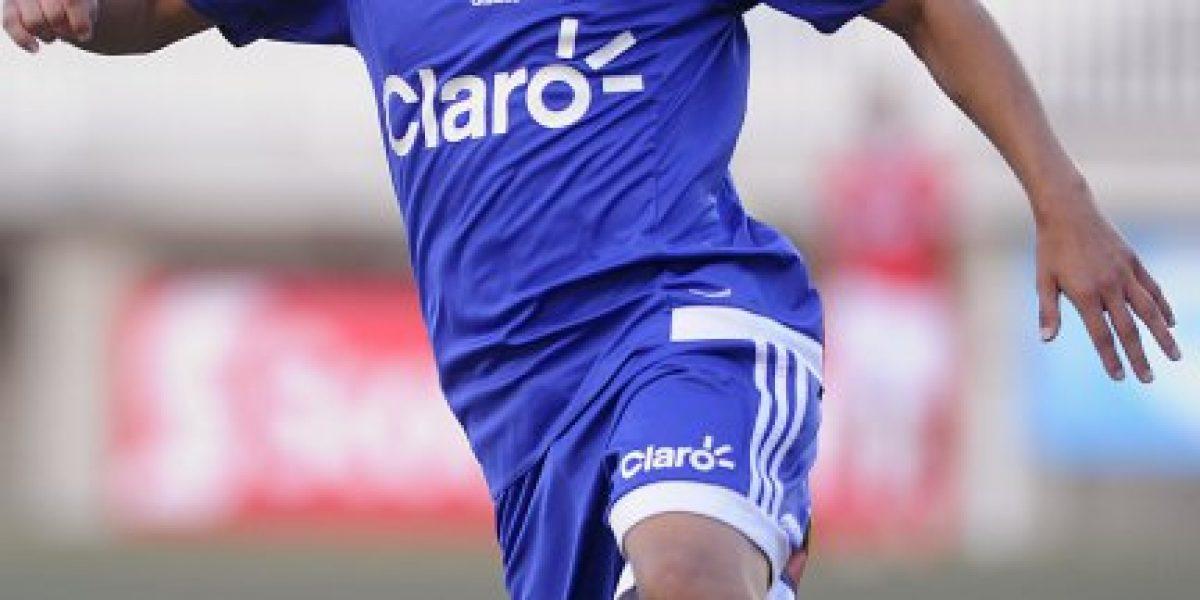 Los esfuerzos del marginado Luis Felipe Pinilla para volver al primer equipo de la U
