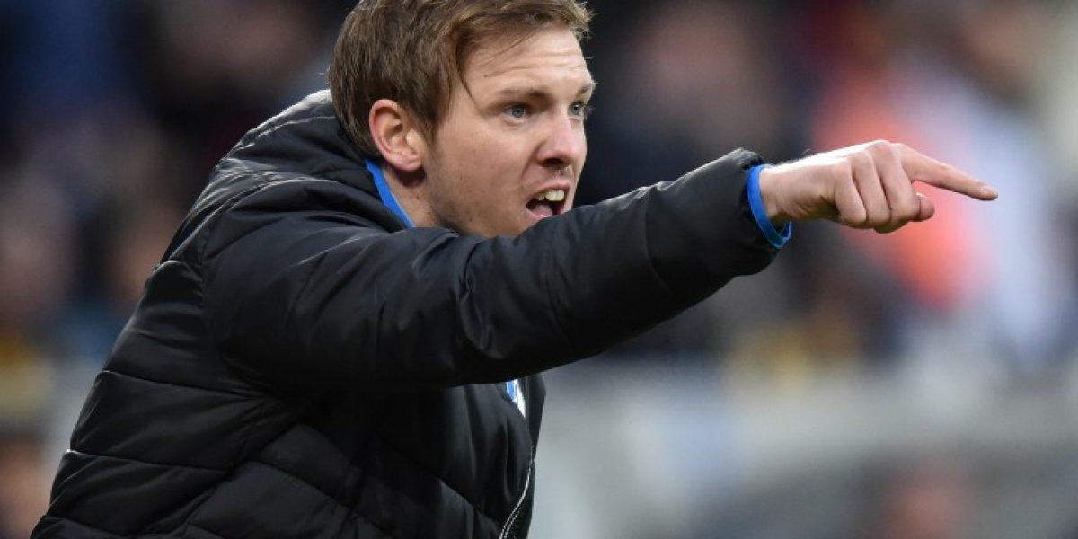 El joven DT sensación de la Bundesliga que está salvando a Hoffenheim y Vargas del descenso