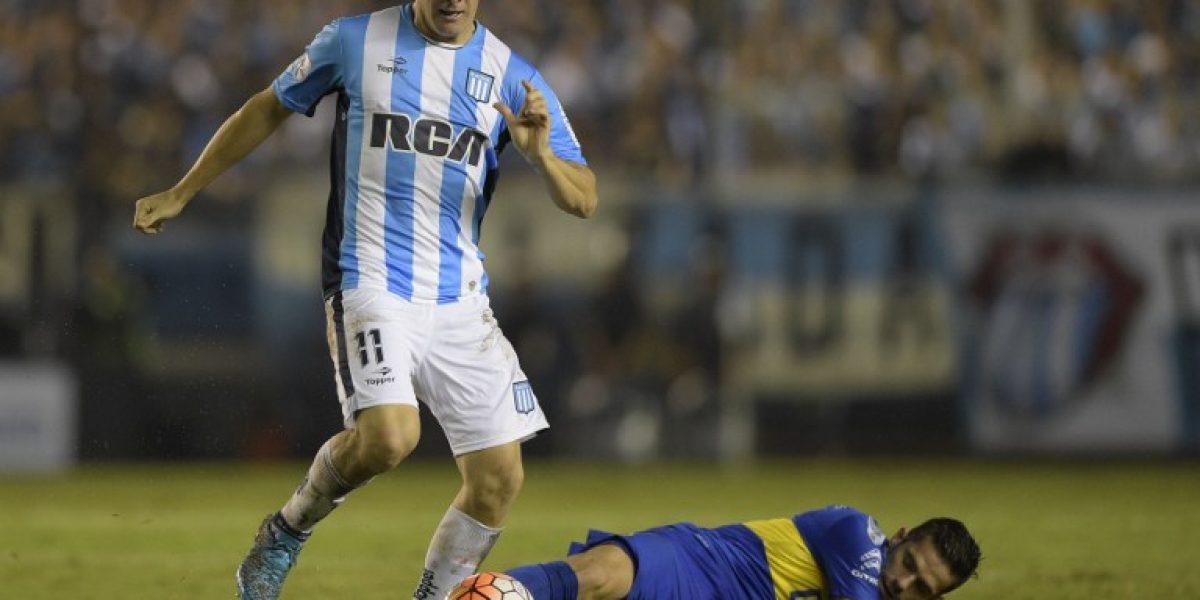 Boca Juniors le ganó el clásico a Racing y clasificó a los octavos de la Libertadores