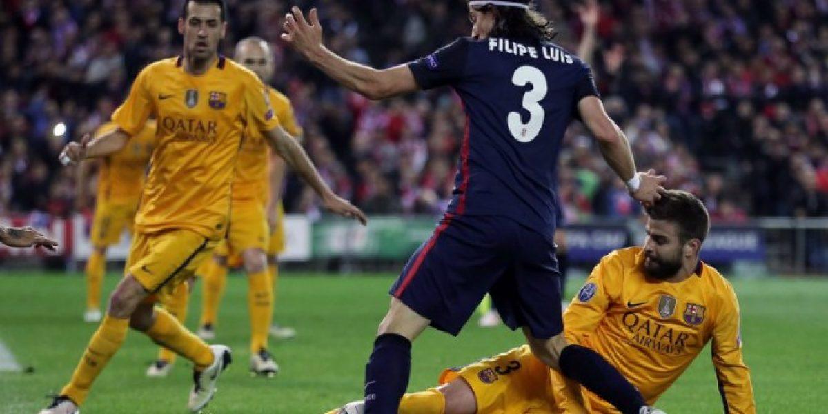 Así vivimos la eliminación del Barcelona ante Atlético Madrid en la Champions