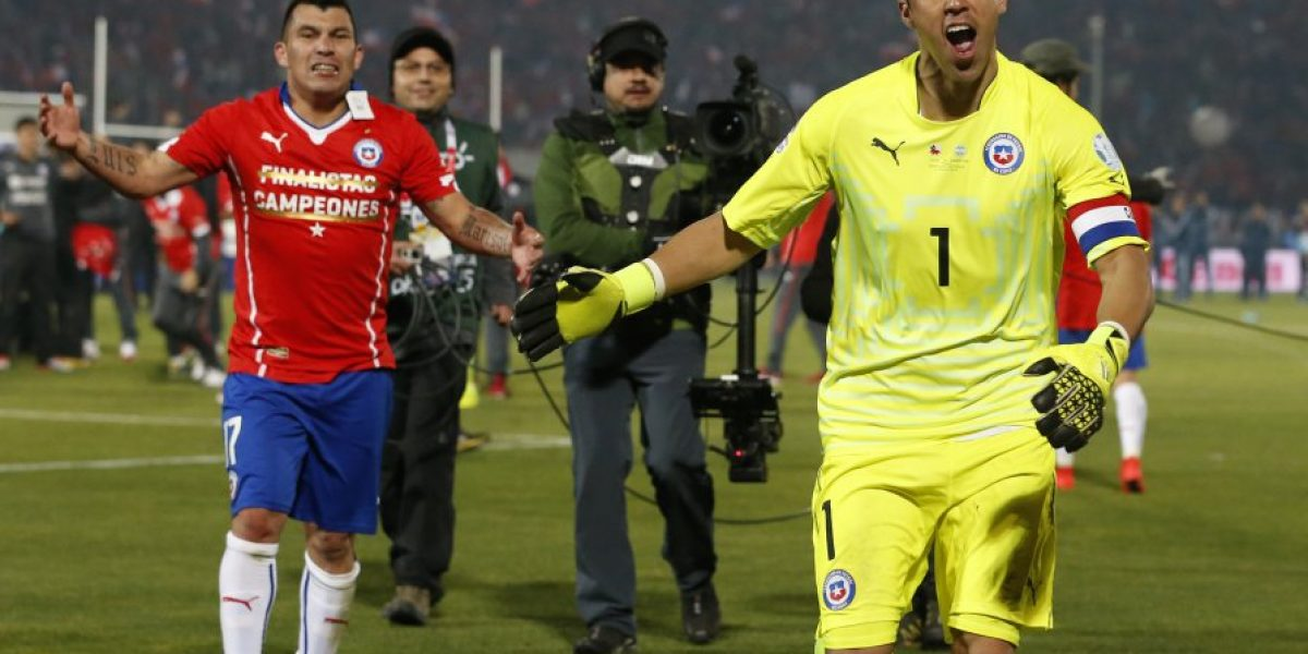 ¡Feliz cumpleaños capitán!: Claudio Bravo es felicitado en Europa por sus 33 años