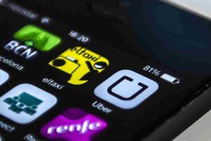 Uber está valuada en 50 millones de dólares. Foto:Getty Images. Imagen Por: