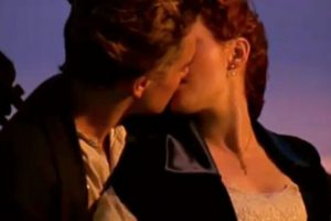 "Rose y Jack en ""Titanic"" Foto:Tumblr. Imagen Por:"