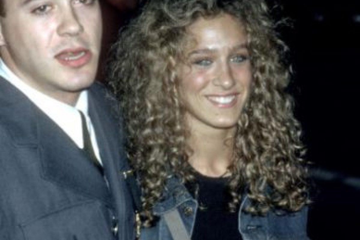 Y era célebre por su relación con Sarah Jessica Parker. Foto:vía Getty Images. Imagen Por: