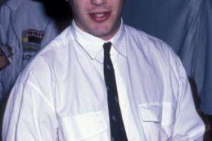 Él comenzó a darle drogas a temprana edad. Foto:vía Getty Images. Imagen Por: