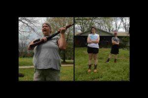 """El video se titula """"Mamá sureña ha tenido suficiente"""". Foto:YouTube/Josh Smith. Imagen Por:"""