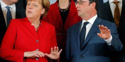 Popularidad de Hollande desciende seis puntos a un año de las elecciones