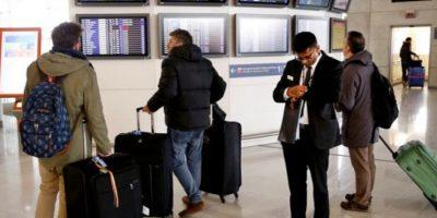 El parlamento europeo aprueba un registro de pasajeros con fines antiterroristas