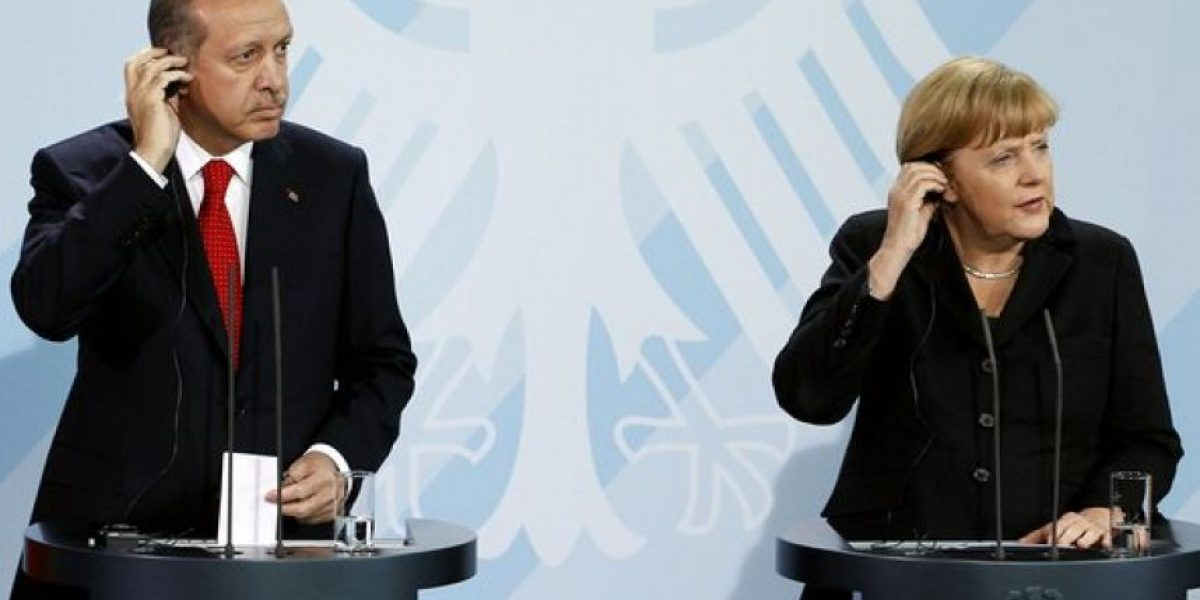 El video humorístico que irritó a Erdogan sacude a Merkel