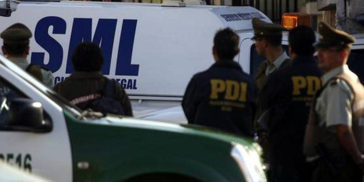Hallaron cadáver de un hombre al interior de frigorífico de frutas en Rancagua