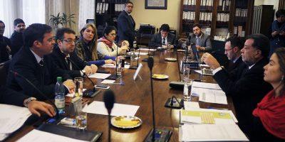 Comisión de Seguridad Ciudadana de la Cámara rechazó