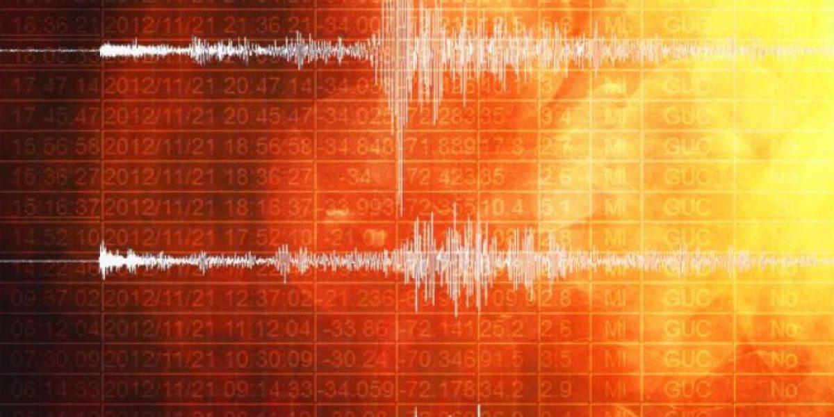 Temblor de 5.3º Richter despertó a cinco regiones del centro del país