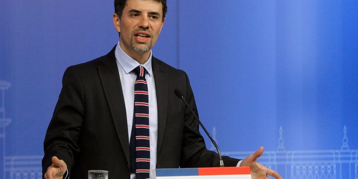 Ministro Díaz: Gobierno tiene un