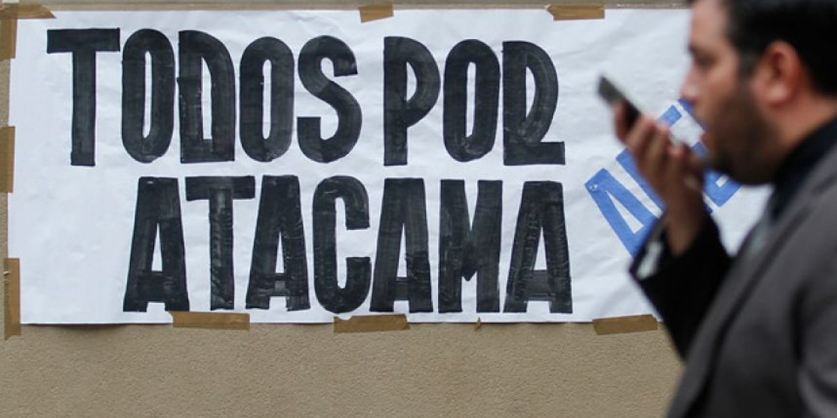 Médicos de Copiapó amenazan con renuncia masiva en apoyo a empleados públicos