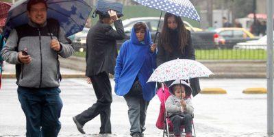 Orrego y lluvias:
