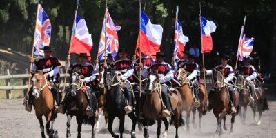 La muestra cultural chilena que estará presente en el cumpleaños 90 de la Reina Isabel II