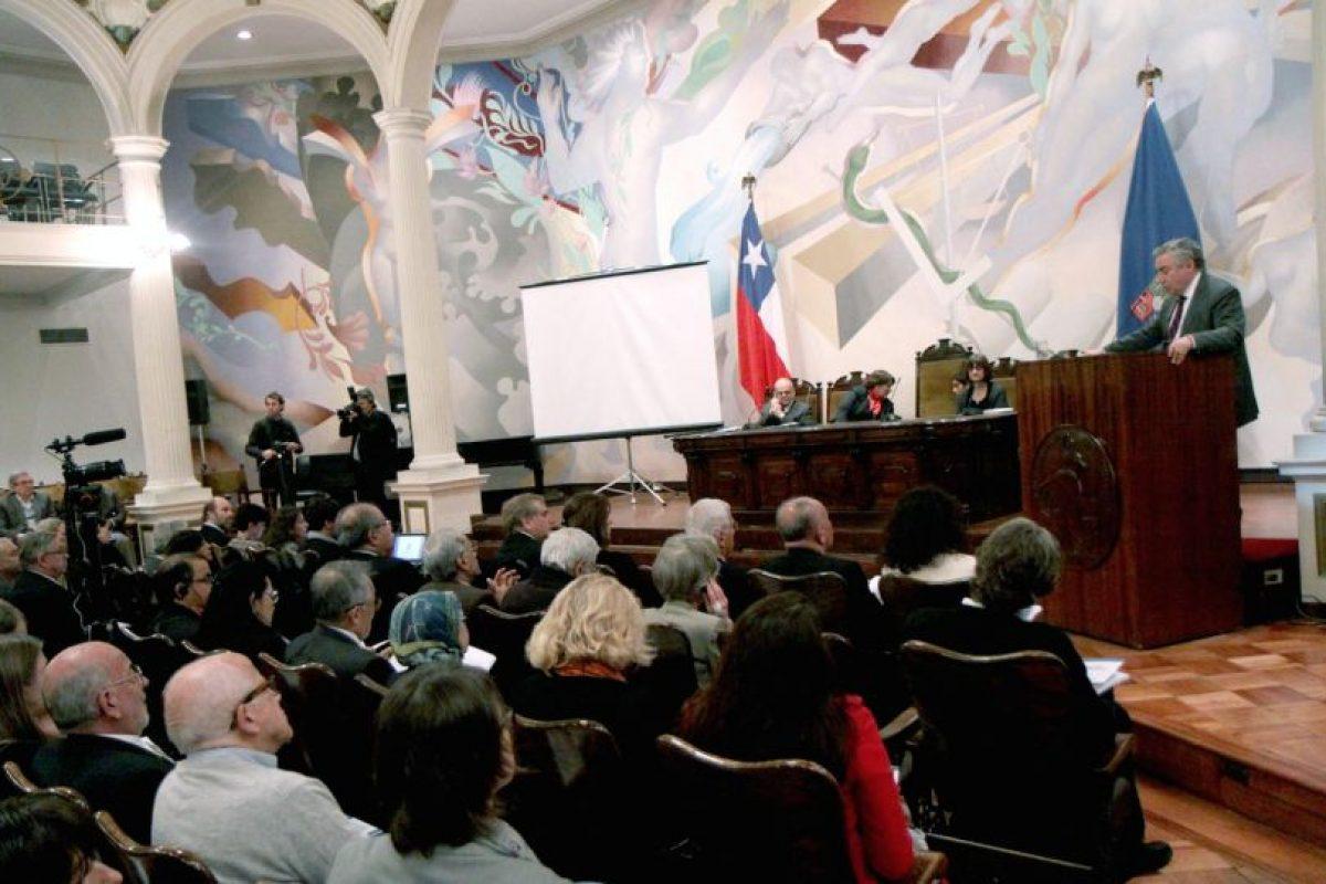 Foto:Gentileza U. de Chile. Imagen Por: