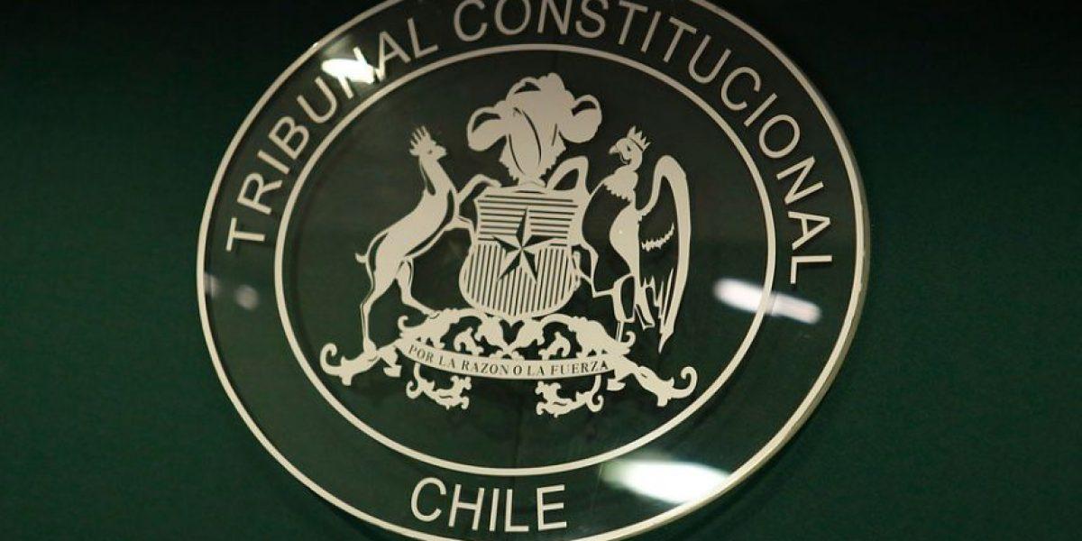 Tribunal Constitucional acoge a trámite requerimiento contra Reforma Laboral
