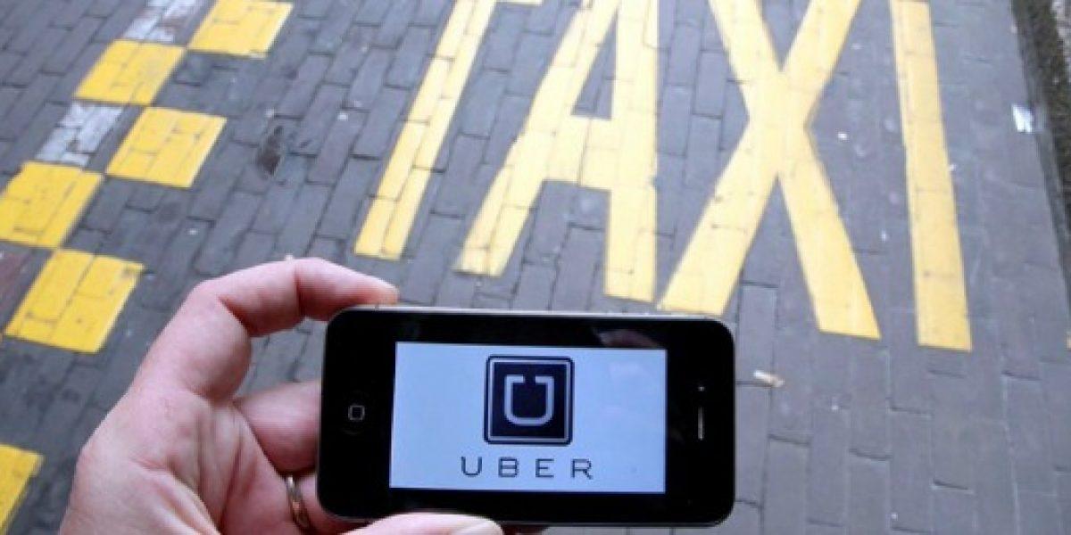 Uber desmiente suspensión de la aplicación en Buenos Aires