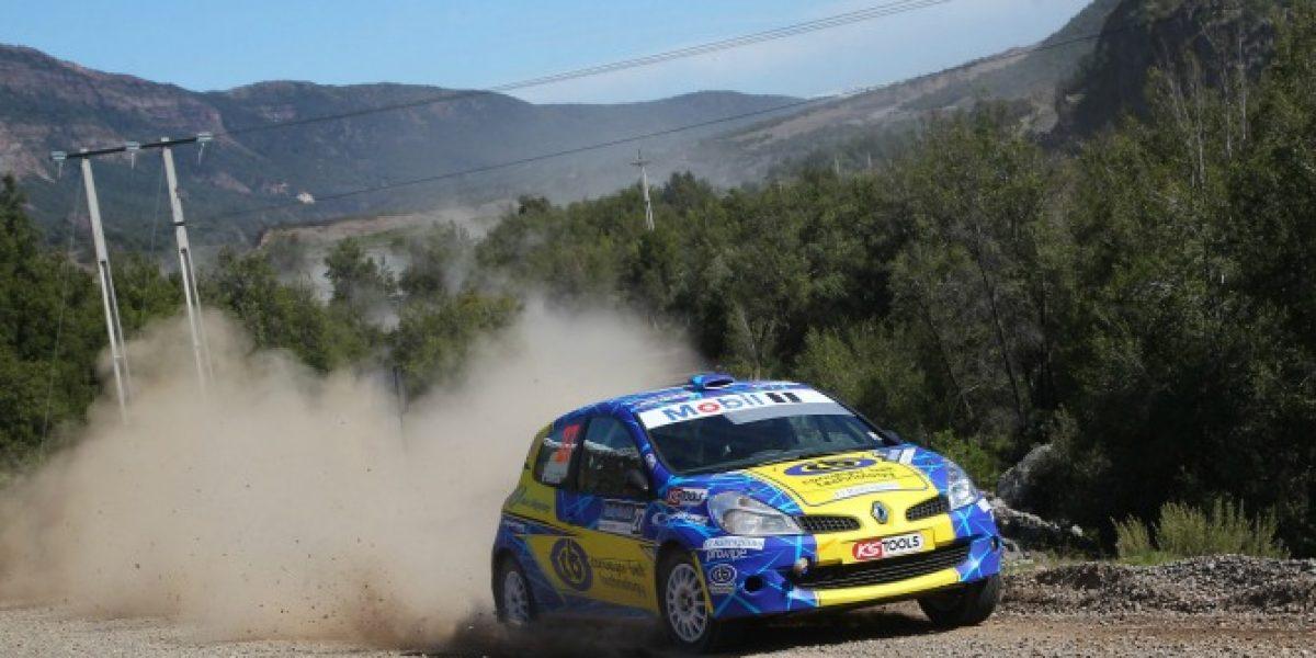 RallyMobil: 41 binomios darán pelea en la primera fecha que se correrá en Chiloé