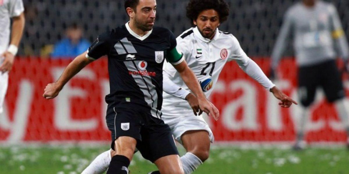 Se prepara para el futuro: Xavi ya es el segundo entrenador de la Sub 23 de Qatar