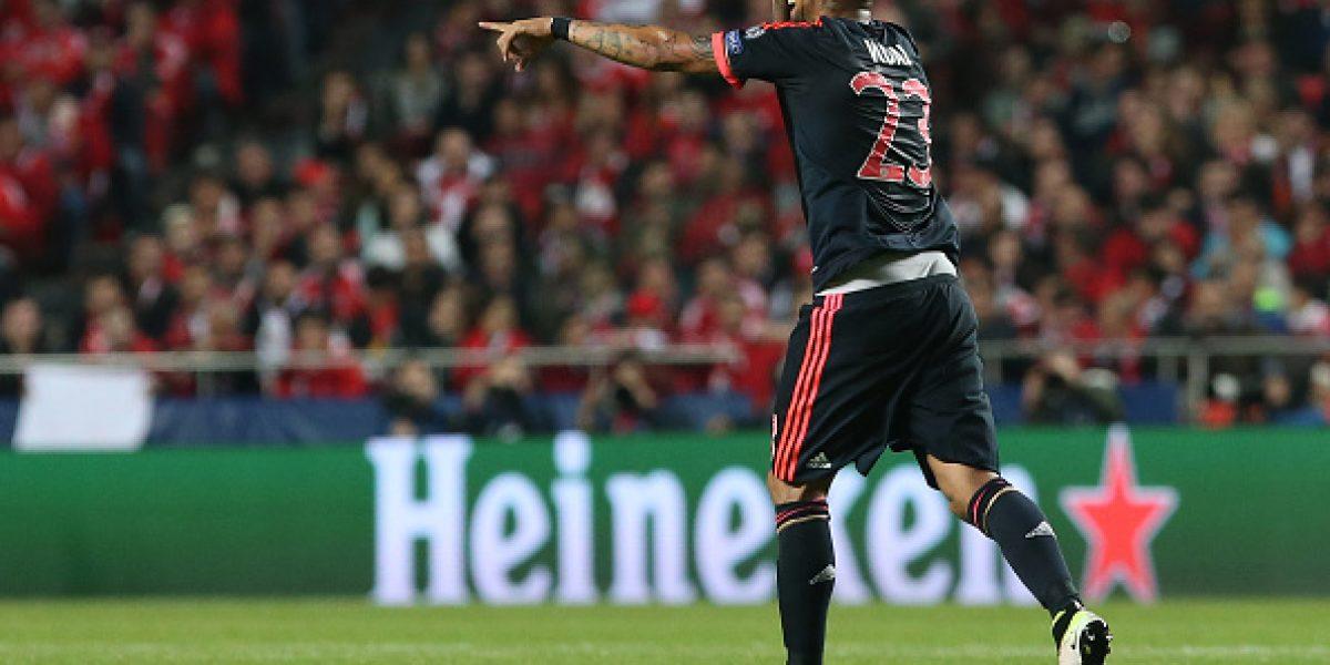 Alemania se rinde ante un chileno: