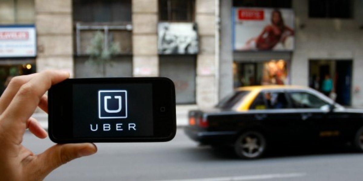 Encuesta: 94% de los chilenos no quiere que el Gobierno retire autos de Uber