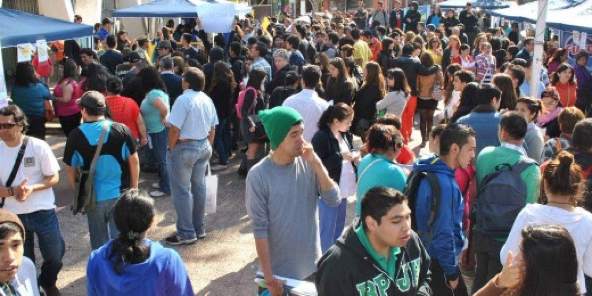 Feria Laboral del empleo Joven esperar generar mil trabajos