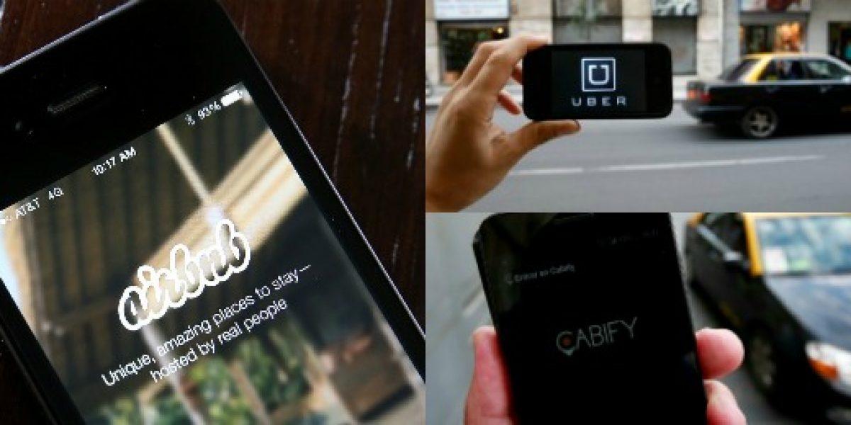 """Experto y polémicas de Uber y Airbnb: """"Es como querer tapar el sol con el dedo"""""""