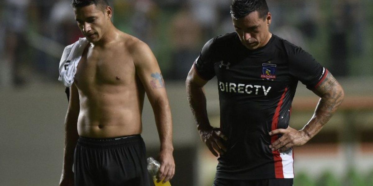 La maldición se extendió: Nueve años que Colo Colo no pasa una fase grupal de Libertadores