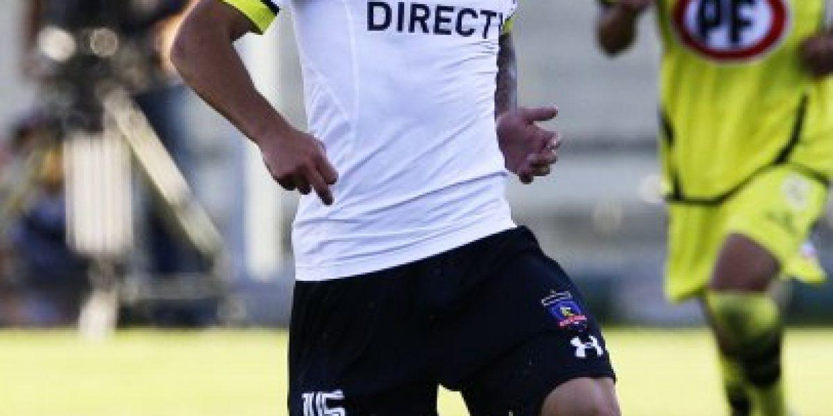 Jefe de inferiores de Colo Colo: