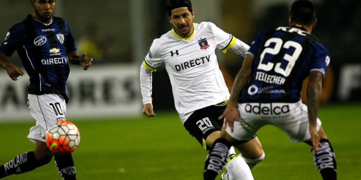 Así vivimos la eliminación de Colo Colo en la Libertadores