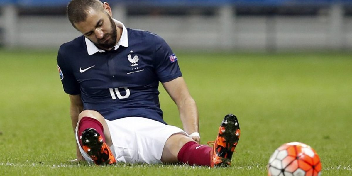 Presidente del fútbol francés contra Benzema: