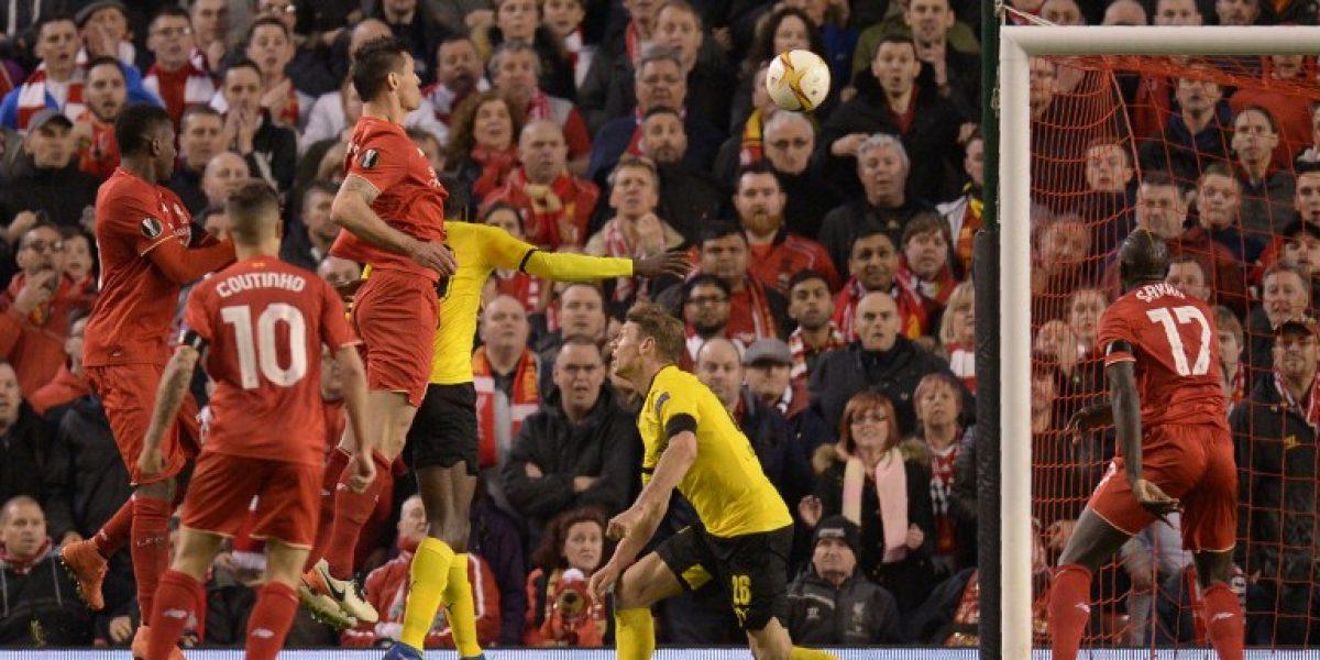 Liverpool apeló a su historia y en una gran remontada eliminó al Dortmund